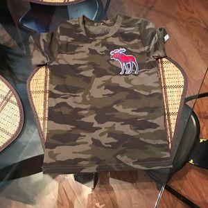 A&F kids tee shirt size 5/6